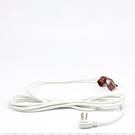 Image for Somfy RTS CMO Motor Cable 10' with NEMA Plug #9012148
