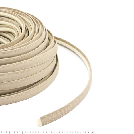 Steel Stitch Firesist Covered ZipStrip #82006 Sand 160' Full Rolls Only