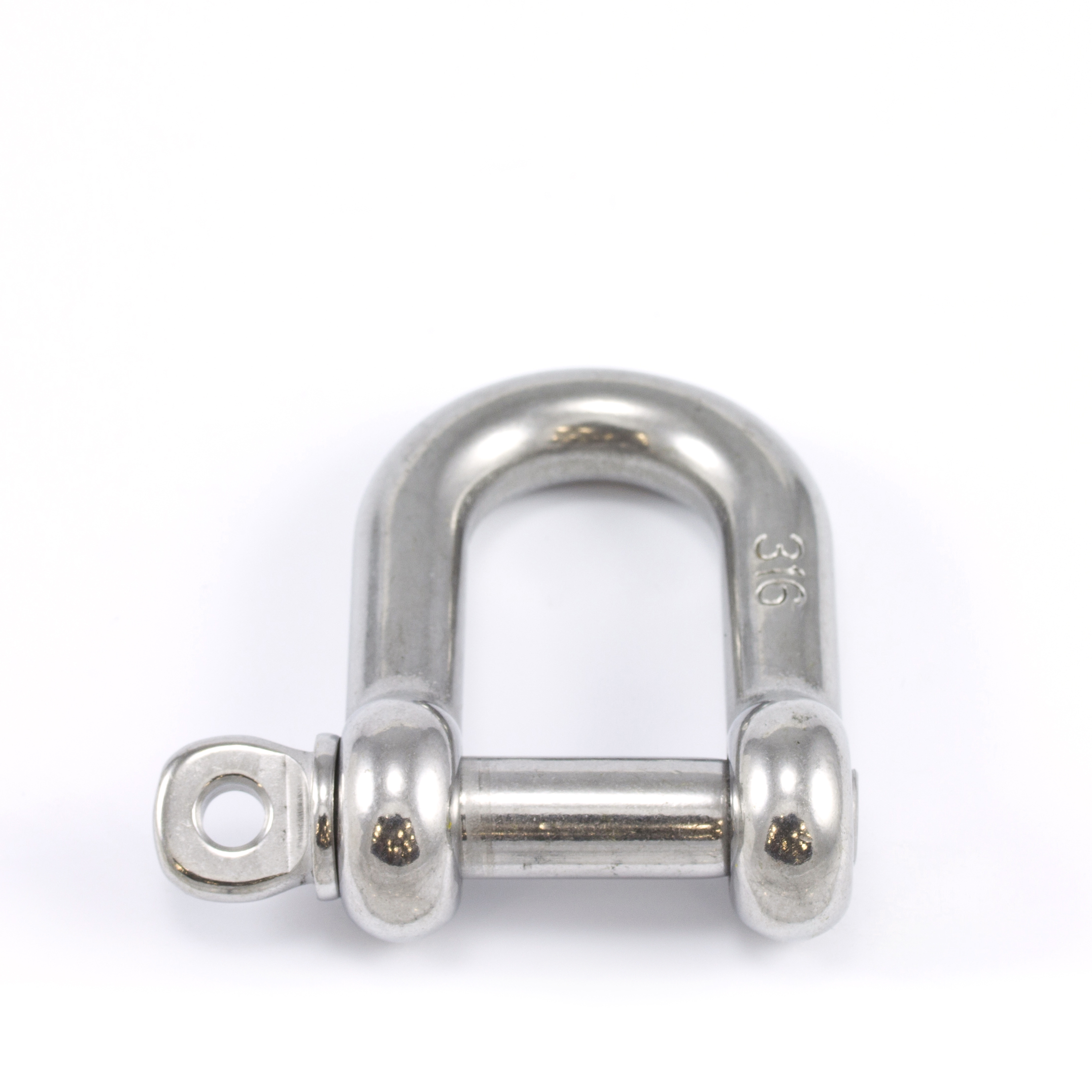 Thumbnail Polyfab Dee Shackle #SS-SD-10 10mm 1