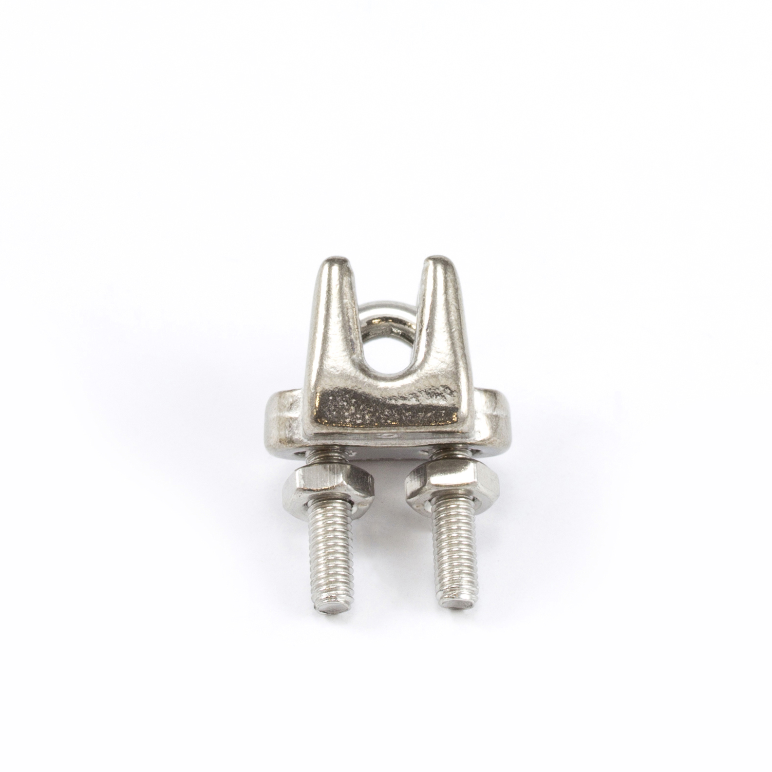 Thumbnail Polyfab Pro Rope Clamp #SS-WRC-03 3.2mm 4