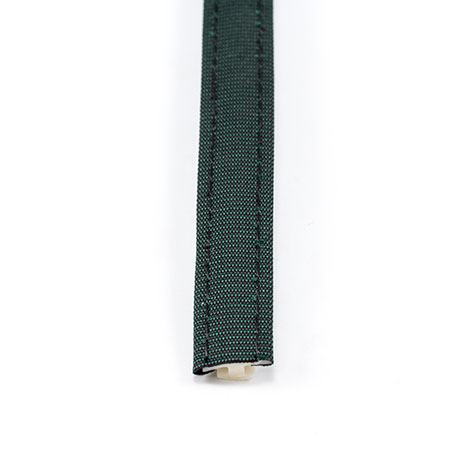 Thumbnail Steel Stitch Firesist Covered ZipStrip #82002 Forest Green Tweed 160' Full Rolls Only 2