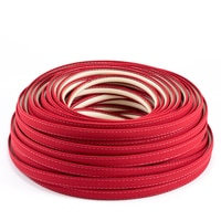 Thumbnail Image for Steel Stitch Sunbrella Covered ZipStrip with Tenara Thread #4603 Jockey Red 160' (Full Rolls Only) 0