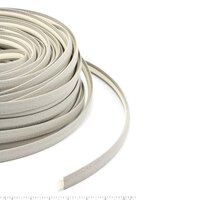Thumbnail Image for Steel Stitch Sunbrella Covered ZipStrip #6030 Cadet Grey 160' (Full Rolls Only) 1
