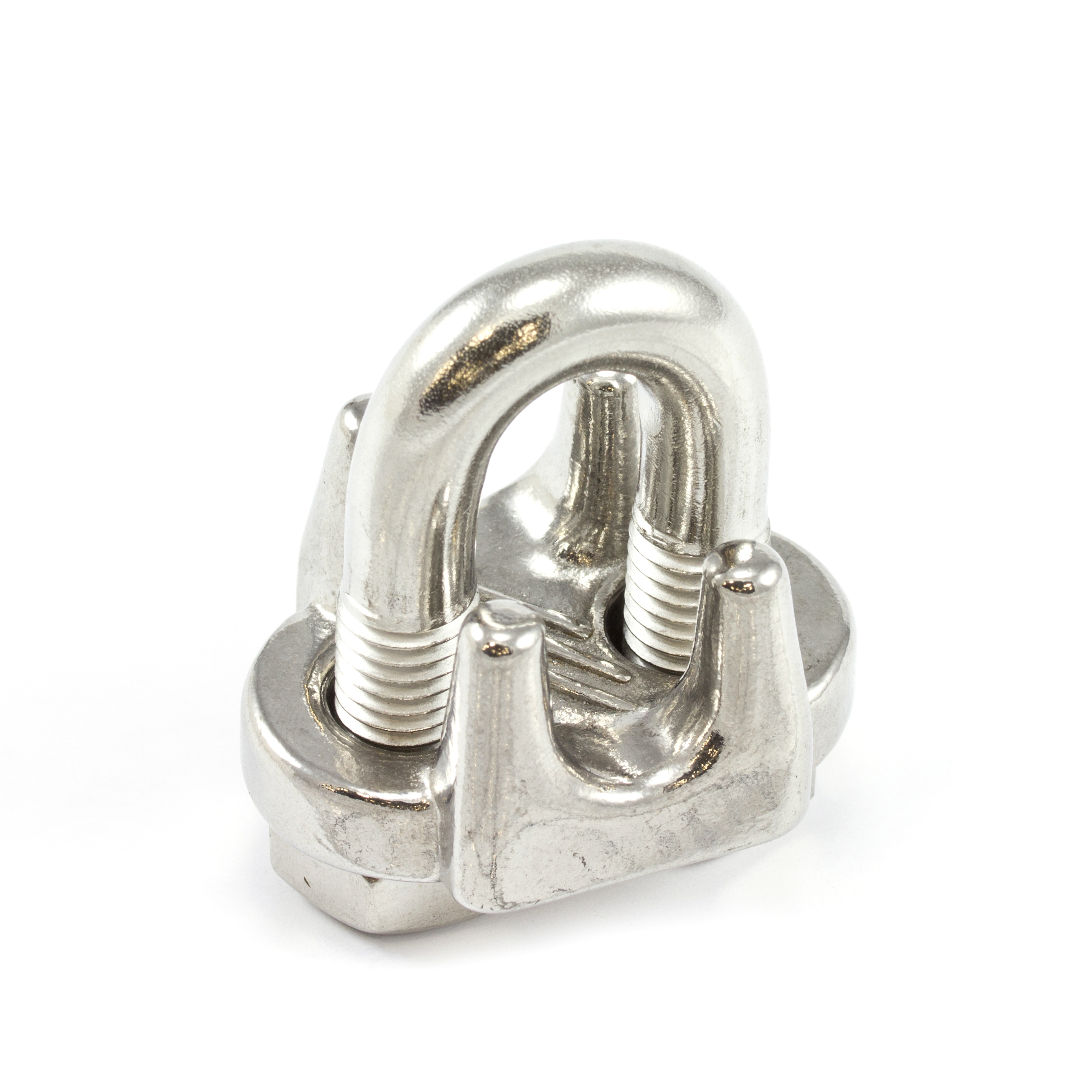 Polyfab Pro Rope Clamp#SS-WRC-10 10mm