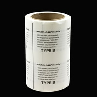 Thumbnail Image for Tear-Aid Roll Patch Vinyl Type B 6