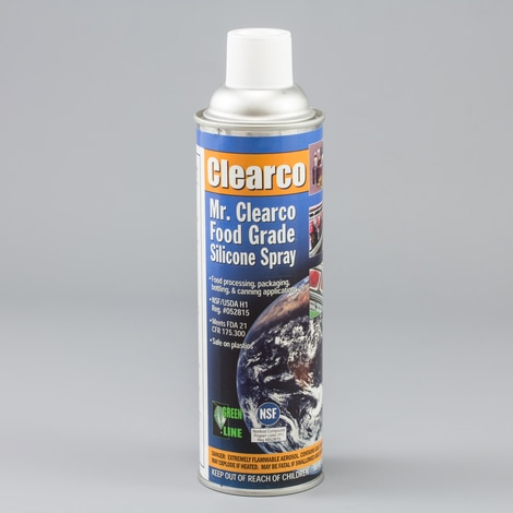 Image for Mr. Clearco Food Grade Silicone Spray 13-oz (DISC) (ALT)