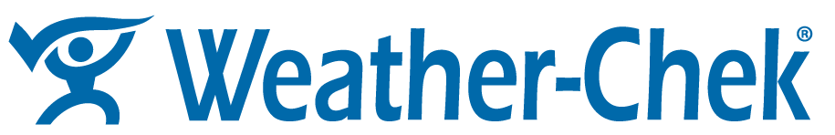 Weather-Chek logo