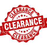 Save big on Clearance