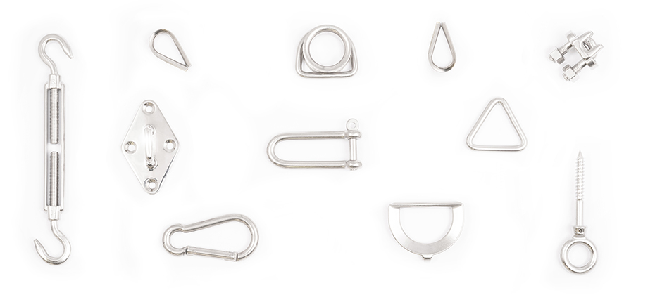 Shade Sail Hardware