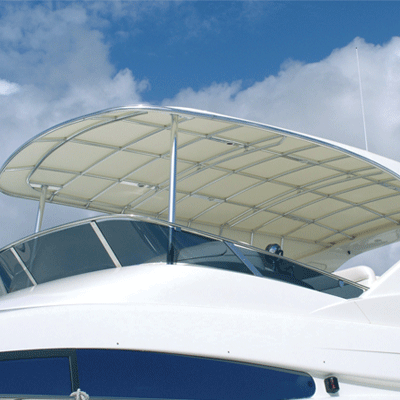bimini boat top