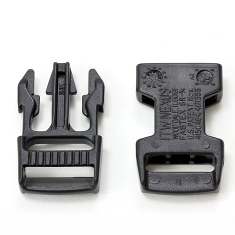 Thumbnail Fastex Side Release Buckle 3/4 2