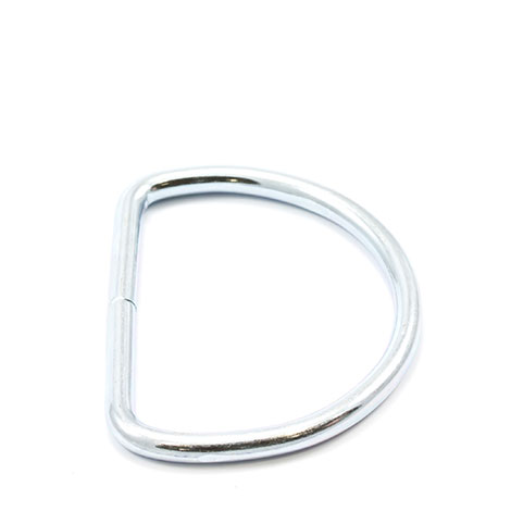 Thumbnail Dee Ring Non-Welded #563 Steel Zinc Plated 1-1/2 1