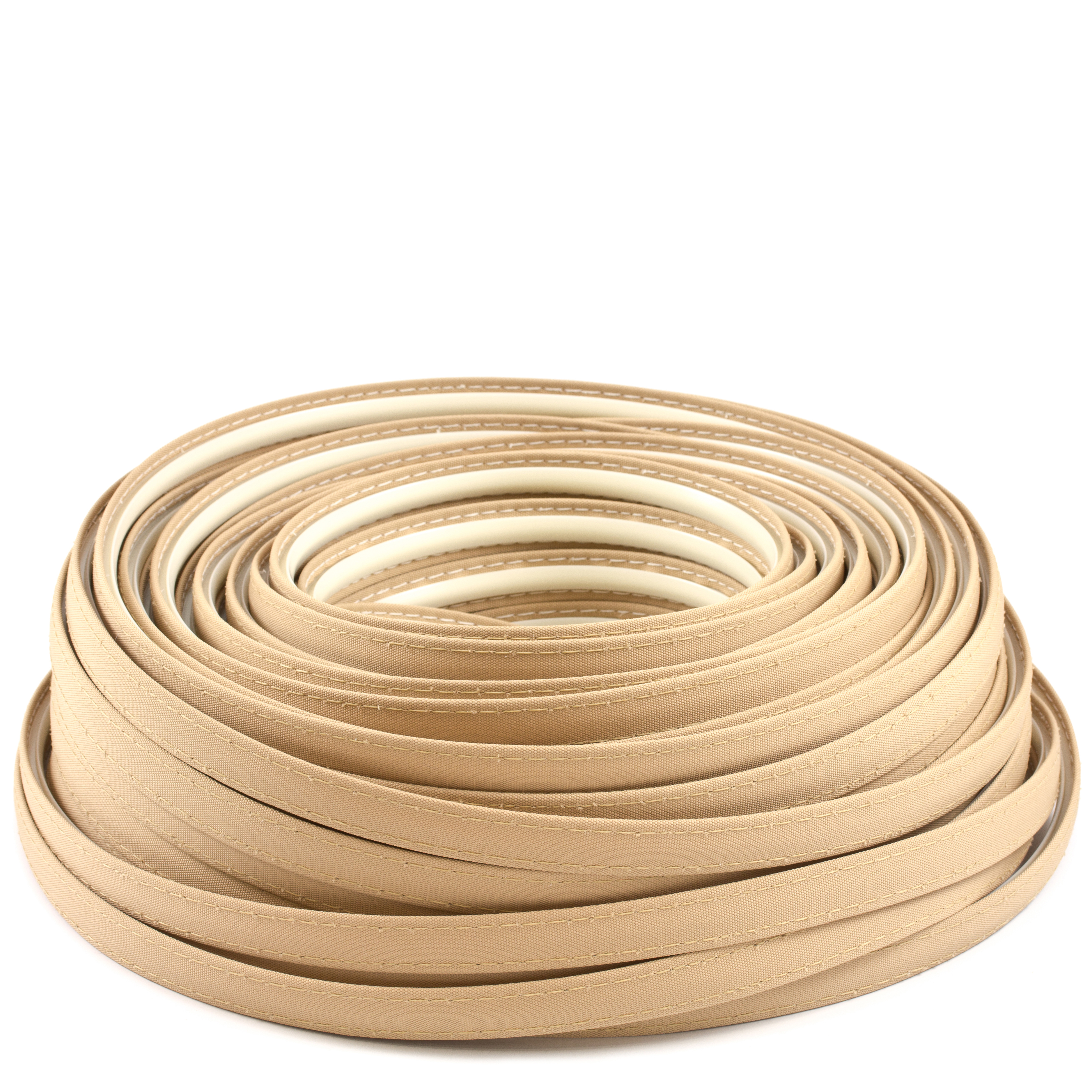 Steel Stitch Firesist Covered ZipStrip #82012 Toast Beige 160' Full Rolls Only