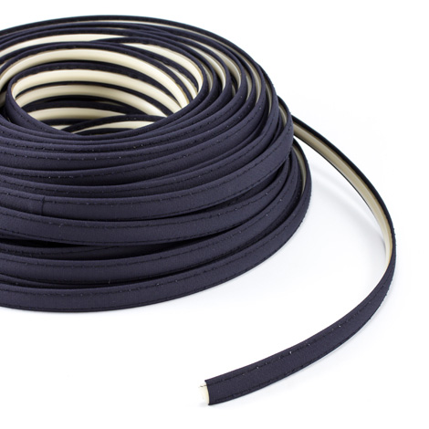 Thumbnail Steel Stitch Firesist Covered ZipStrip with Tenara Thread #82010 Admiral Navy 160' Full Rolls Only 1