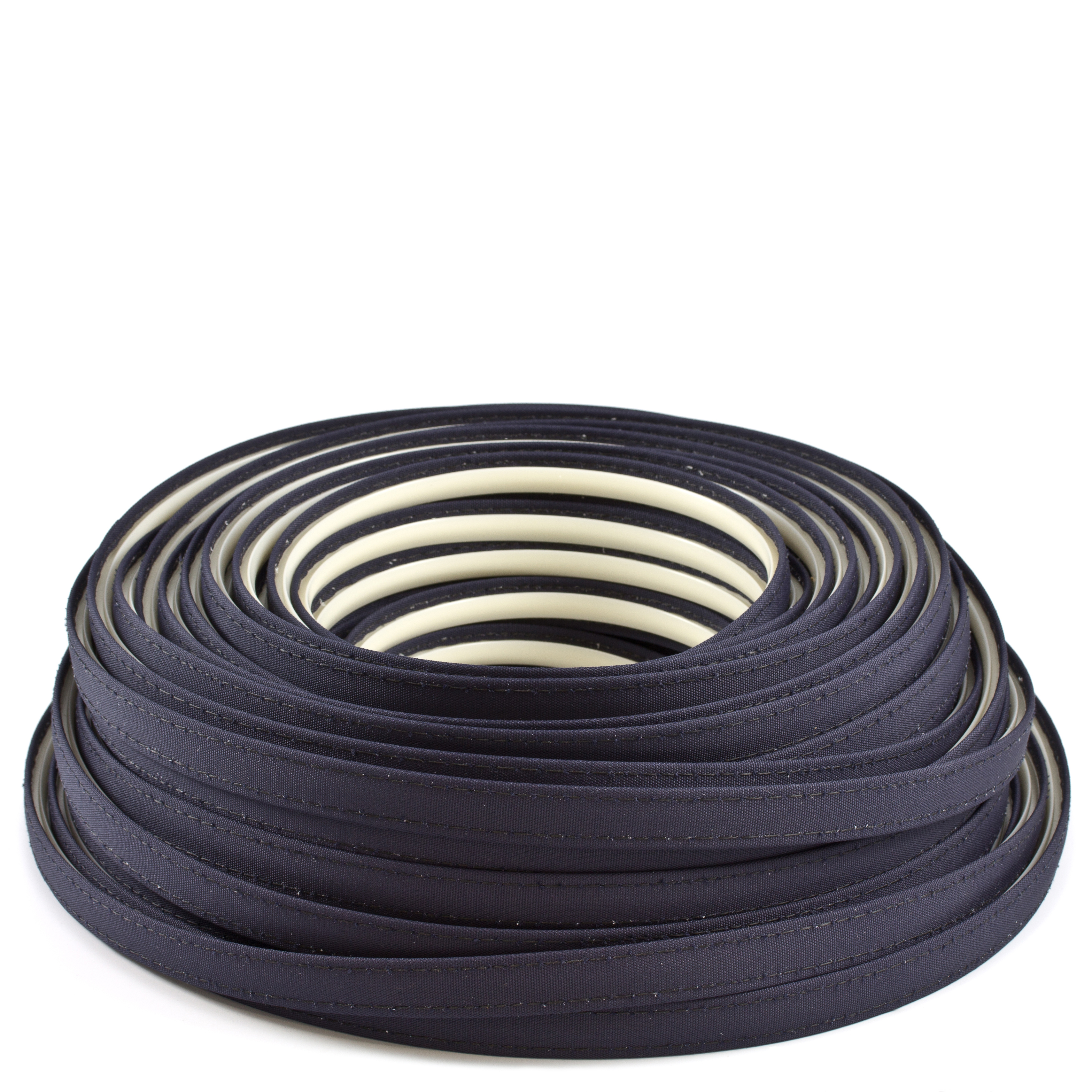 Thumbnail Steel Stitch Firesist Covered ZipStrip #82010 Admiral Navy 160' Full Rolls Only 1