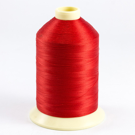 Coats Ultra Dee Polyester Thread Bonded Size DB45 Scarlet 16-oz  ED CLEARANCE