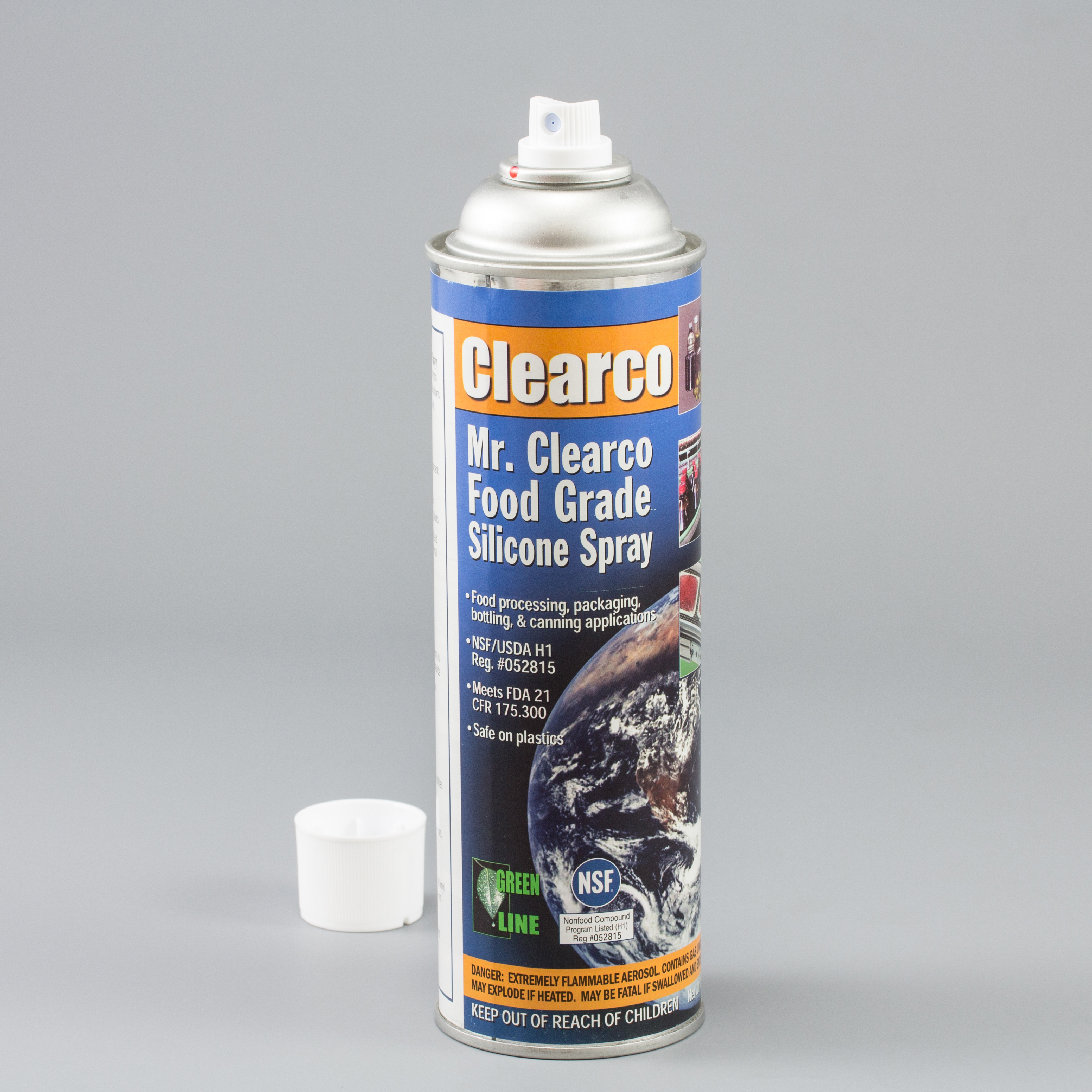 Thumbnail Mr. Clearco Food Grade Silicone Spray 13-oz 3