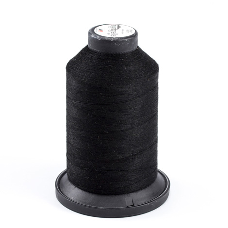 Sunbrella Embroidery Thread #98047 Size #24 Black