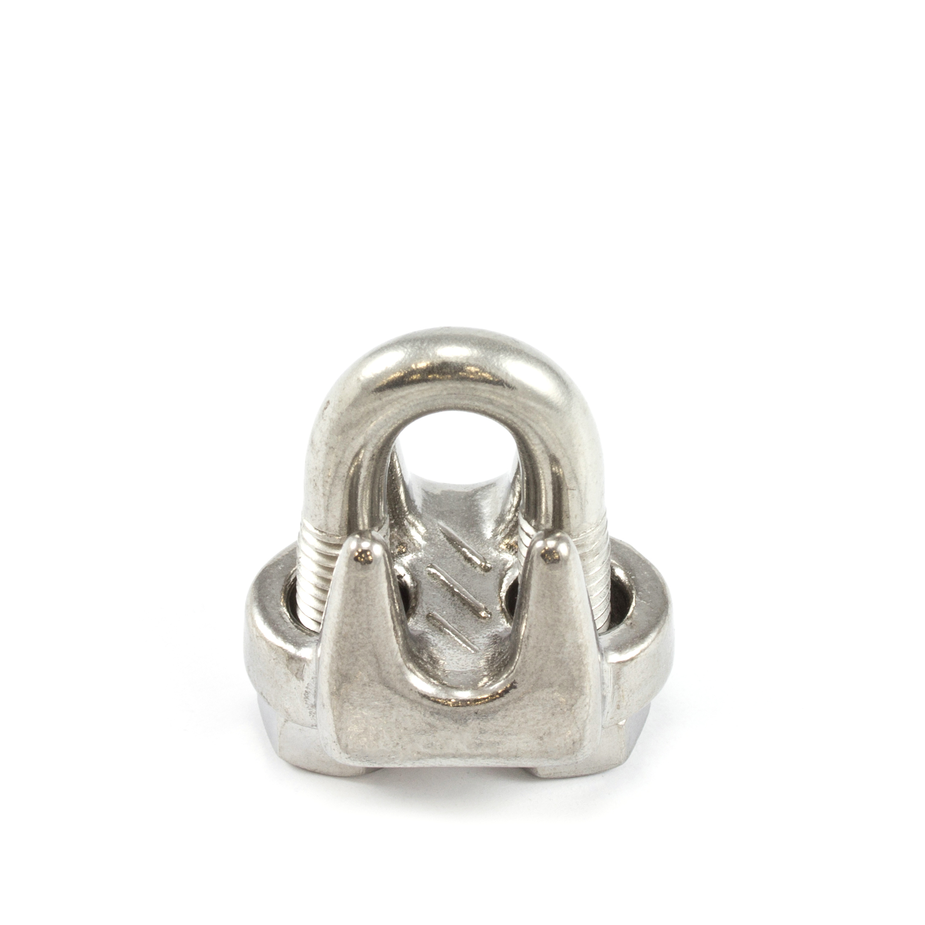 Thumbnail Polyfab Pro Rope Clamp #SS-WRC-06 6mm 2