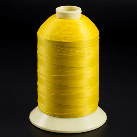 Coats Ultra Dee Polyester Thread Bonded Size DB45 Forsythia 16-oz  ED CLEARANCE