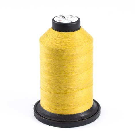 Thumbnail Sunbrella Embroidery Thread #98041 Size #24 Gold 0